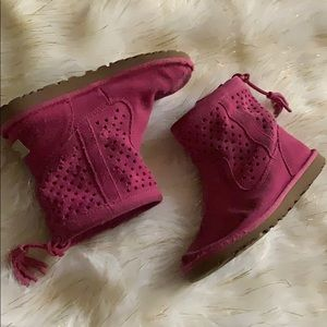UGG Kids Mini Starry Lite boots